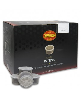 Coffee Capsules Intensive 50 units Cafes Caracas