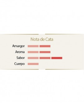 Coffee decaffeinated tasting note 250 gr Cafes Caracas